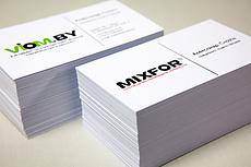 Сделаю дизайн визитки 30 - kwork.ru