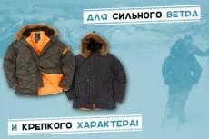 Выполню дизайн листовки или флаера 5 - kwork.ru