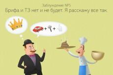напишу грамотный продающий текст до 3000 символов 4 - kwork.ru