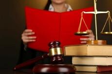 Юридическая консультация по любым вопросам 17 - kwork.ru