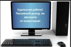 ознакомлю с провереными видами заработка для бухгалтера 4 - kwork.ru