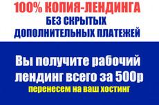 300-400 посетителей в сутки целый месяц на ваш сайт 39 - kwork.ru