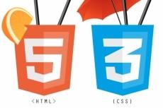 Вёрстка лендинга из PSD макета в HTML и CSS 9 - kwork.ru