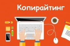 Копирайтинг текста 6500 символов без пробелов 9 - kwork.ru