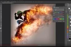 обработаю ваше фото в стиле DreamArt 5 - kwork.ru