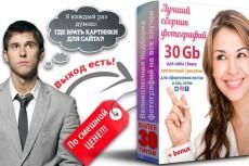 Шаблон посадочной страницы бизнес тематики 36 - kwork.ru