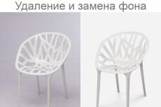 Удалю фон с изображений 14 - kwork.ru