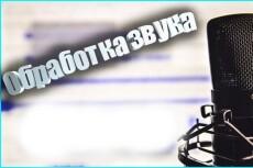 Озвучу видеоролик, фоновая музыка - на выходе получаем готовый ролик 6 - kwork.ru