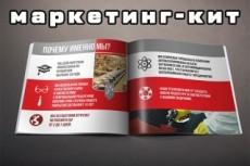 Оформлю маркетинг-кит 22 - kwork.ru