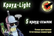 Крауд-ссылки 7 - kwork.ru