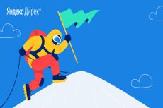 Настройка контекстной рекламы Яндекс Директ 22 - kwork.ru