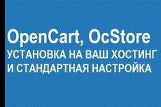 Opencart, OcStore. Установка и настройка 8 - kwork.ru