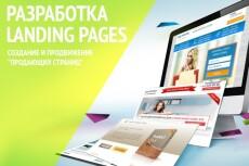 Сделаю Landing Page под ваш бизнес 3 - kwork.ru