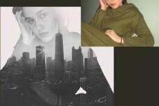 Создам 3 фото с эффектом акварельного рисунка 7 - kwork.ru