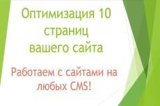 Полный анализ вашего сайта 17 - kwork.ru