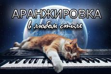 Напишу уникальную композицию в разных жанрах 18 - kwork.ru