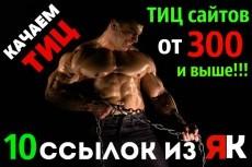 Размещу Вашу ссылку в тематической статье на сайте с огромным ТИЦ 6 - kwork.ru