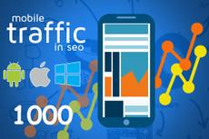 Качественный поисковый трафик - до 500 посещений по 5 минут 5 - kwork.ru