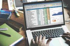 Выполню работу в Excel 30 - kwork.ru