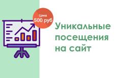 14000 уникальных посещений на ваш сайт в течение недели 16 - kwork.ru