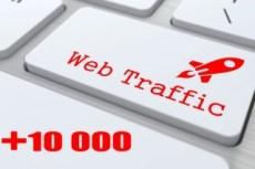 1000 посетителей на ваш сайт из поисковиков 24 - kwork.ru