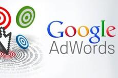 Настройка рекламных кампаний в AdWords 9 - kwork.ru