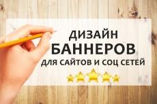 Дизайн афиши, плаката, постера, press-wall - прессволл 31 - kwork.ru
