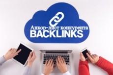 Исследую Ваших конкурентов в поиске (ключевые фразы в поиске и в direct) 15 - kwork.ru