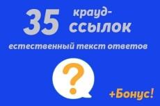 11 уникальных ответов с сервиса Ответ MAIL. RU 19 - kwork.ru