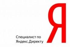 Сертификат Яндекс Директ - помощь в получении и сдаче экзамена 13 - kwork.ru
