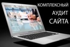 Проведу комплексный Аудит Вашего сайта до 100 факторов ранжирования 21 - kwork.ru