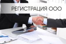 Подоготовка документов для регистрации юридических лиц и ИП 22 - kwork.ru
