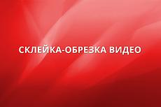 Обрезка или Склейка видео 9 - kwork.ru