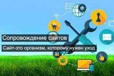 установка WordPress 6 - kwork.ru