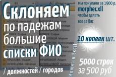 Отредактирую текст 22 - kwork.ru
