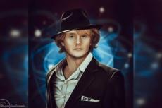 Нарисую ваш портрет в фотошопе по фото. Сделайте хороший подарок 11 - kwork.ru