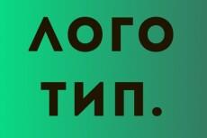Сделаю логотипы,дизайн фирменных носителей 29 - kwork.ru