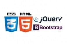 HTML, CSS верстка страницы 17 - kwork.ru