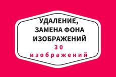 Удаление фона с 10 изображений 9 - kwork.ru