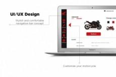 Веб-дизайн 1 блока сайта или лендинга 28 - kwork.ru