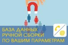 Соберу до 5000 email из открытых источников, mail. ru и ВК 5 - kwork.ru