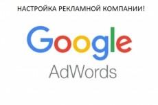 Настрою Google AdWords. Низкая цена конверсий 12 - kwork.ru