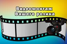 Видеомонтаж, озвучка 22 - kwork.ru