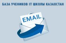 Парсинг Яндекс Карт  - отчет в csv адреса,телефоны, email организаций 17 - kwork.ru