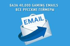 Парсинг Яндекс Карт  - отчет в csv адреса,телефоны, email организаций 14 - kwork.ru