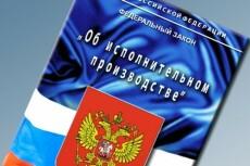 Юридическая консультация от практикующего адвоката 9 - kwork.ru