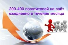 Лью трафик бизнес -тематики 41 - kwork.ru