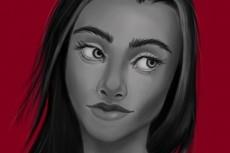 Нарисую портрет, иллюстрацию 19 - kwork.ru