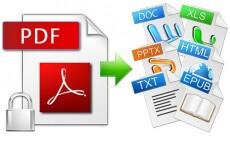 Конвертирование CAD и других графических файлов в pdf формат 9 - kwork.ru