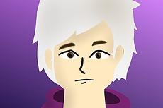 Нарисую портрет в анимационном или более реалистичном стиле 25 - kwork.ru